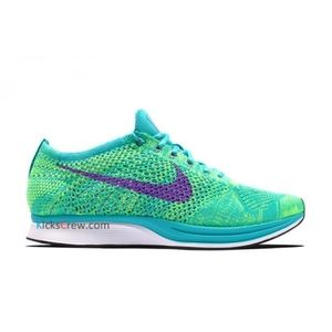 Nike Flyknit Racer Marathon Running Shoes/Sneakers